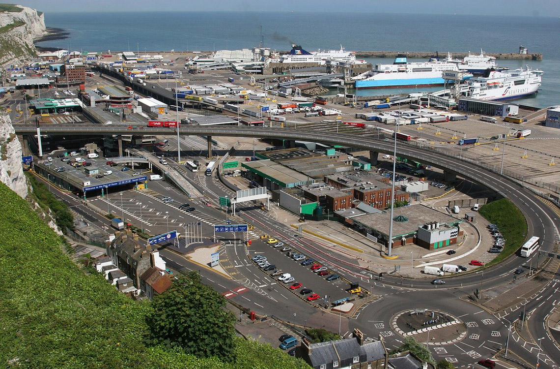 Automated monitoring Port of Dover
