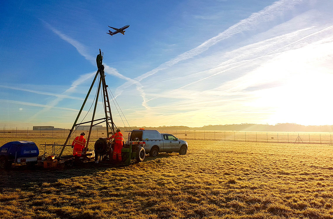 day in the life field technician