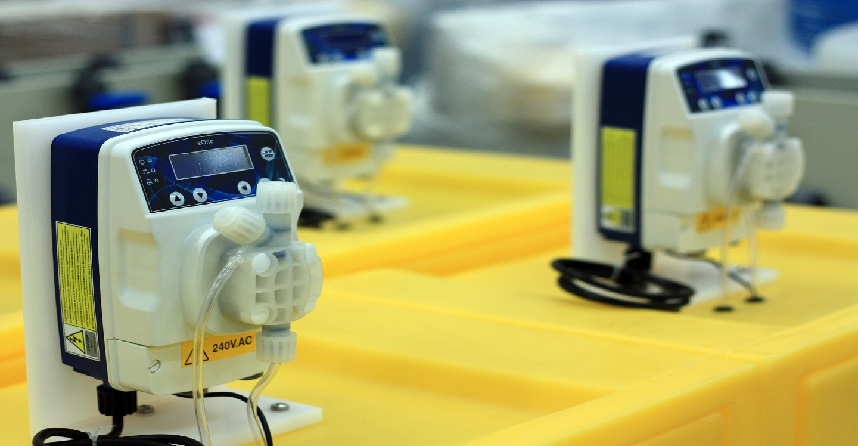 Dosing control equipment