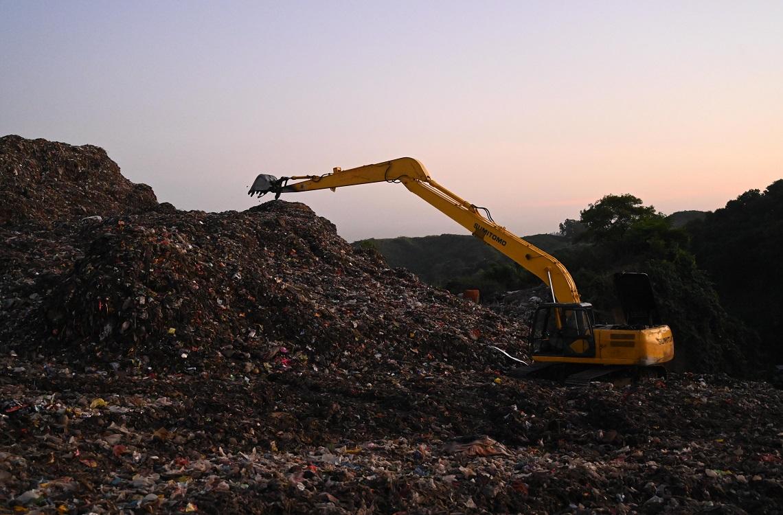 landfill tav