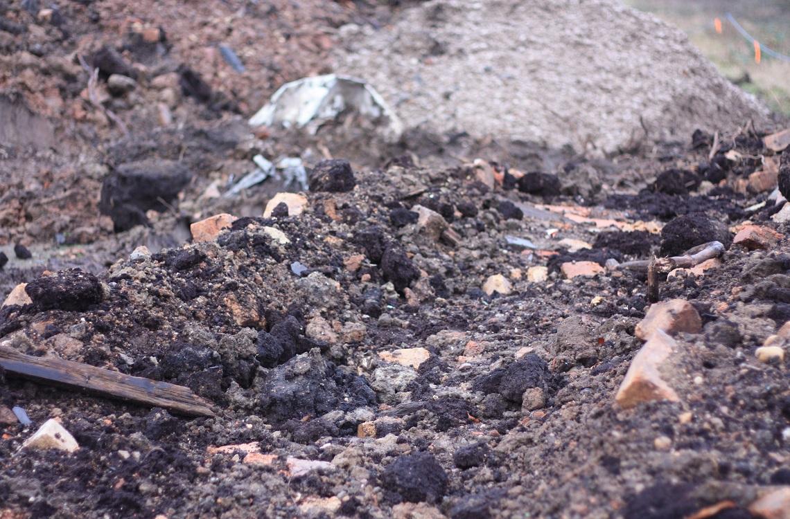 Soil waste classification