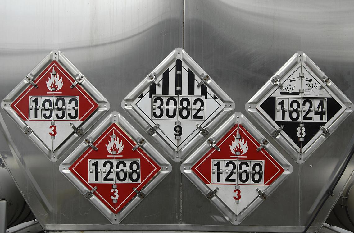 workplace exposure hazardous substances
