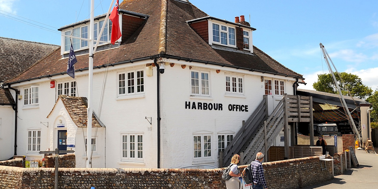 Chichester Harbour office